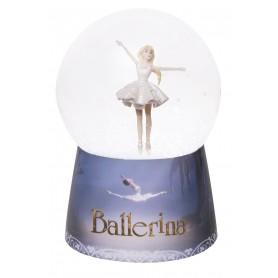 Veilleuse Boule à neige Ballerina