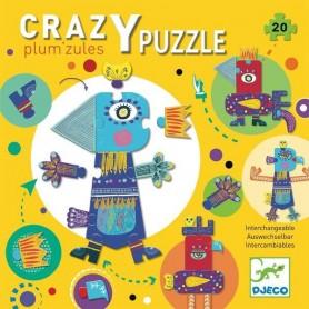 Crazy Puzzle - Plum'zules