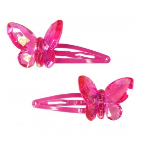 Barrettes Fancy Flutter Butterfly
