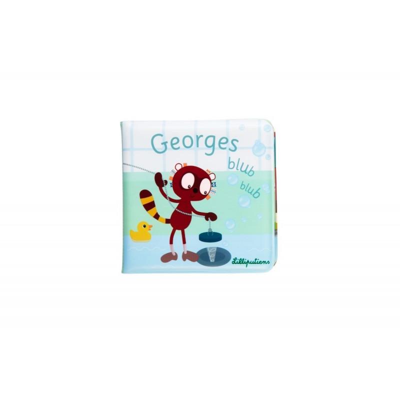 Georges Blub Blub - Livre de Bain
