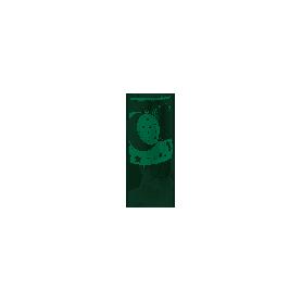 "Veilleuse phosphorescente ""Moonlight Green"""