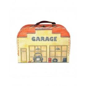 Valise garage avec accessoires