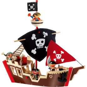 Arty toys - Pirates - Ze pirate boat