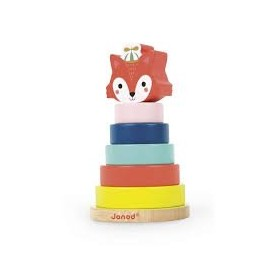 EMPILABLE RENARD - BABY FOREST